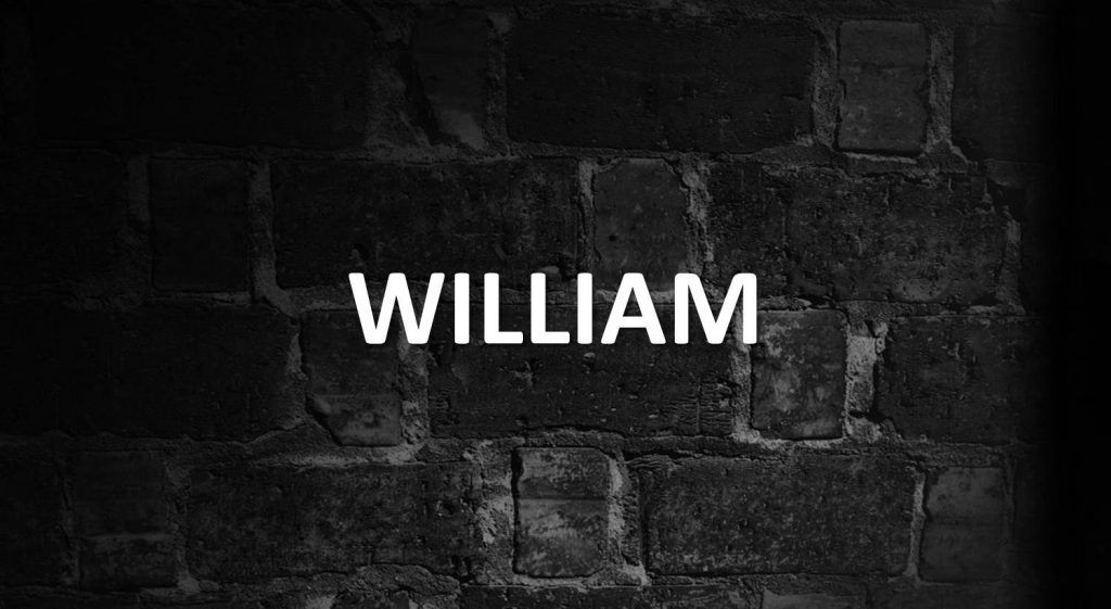 Significado de William, personalidad y origen