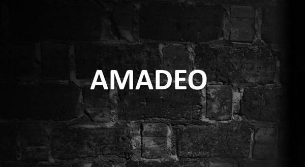 Significaode de Amadeo
