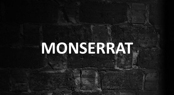 significado de MONSERRAT