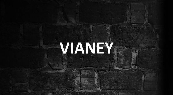 Significado de Vianey