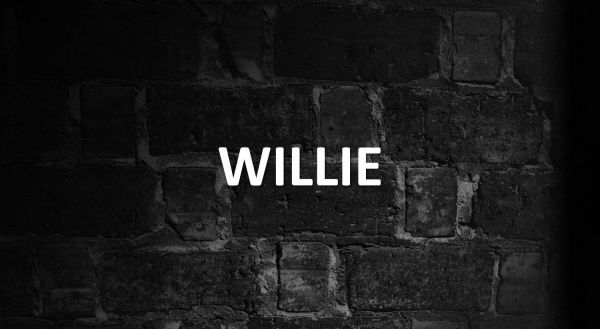 Significado de Willie