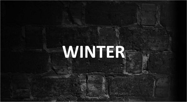 Significado de Winter